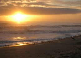 美丽的日出日落风景图片_13张