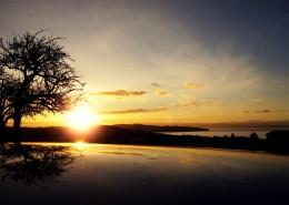 唯美的日出日落风景图片_13张