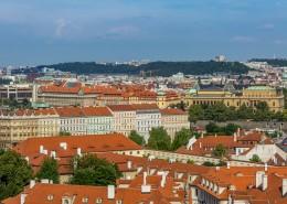 捷克布拉格老城区风景图片_11张