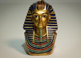 埃及法老模型图片_9张