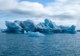 寒冷的冰川图片_12张