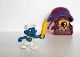 蓝精灵玩具图片_15张
