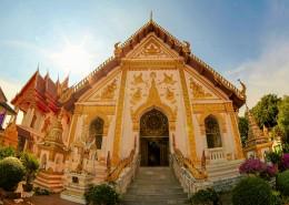 泰国寺庙图片_10张