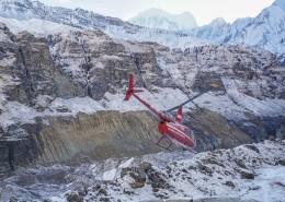尼泊尔安纳普尔纳风景图片_11张