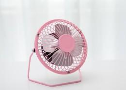 可爱的小电风扇图片_10张