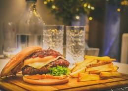 美味可口的汉堡包图片 _12张