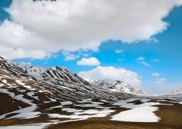 明朗的蓝天白云图片_16张