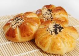 健康美味的手工面包图片_16张