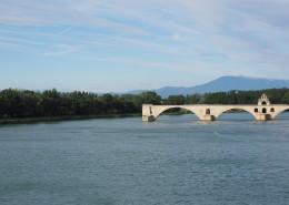 坚固的石拱桥图片_11张