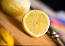 清新可口的柠檬图片_13张