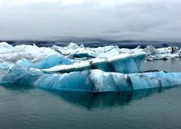 寒冷的冰川图片_16张