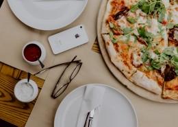 美味营养的披萨图片_9张