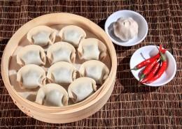 中式点心水饺图片_18张