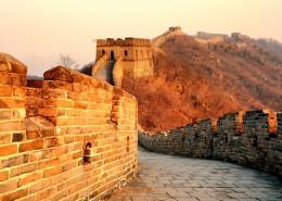 北京巍峨雄伟的长城风景图片_10张