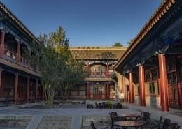 北京市恭王府建筑风景图片_10张