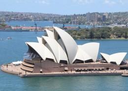 澳大利亚悉尼歌剧院图片_15张