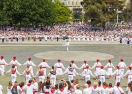 西班牙圣佛明节图片_13张
