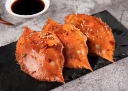 美味好吃让人停不住嘴的香辣梭子蟹图片_10张