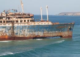 破旧的轮船图片_11张
