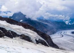 瑞士少女峰自然风景图片_12张