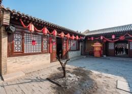 河北蔚县暖泉古镇建筑风景图片_11张