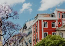 葡萄牙里斯本的建筑图片_12张