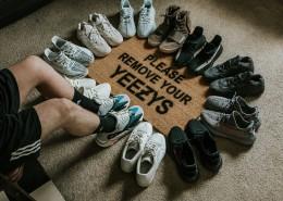 阿迪达斯椰子鞋的图片_10张