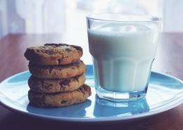 营养丰富的牛奶图片_11张