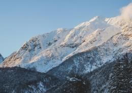 奥地利的雪山图片_10张