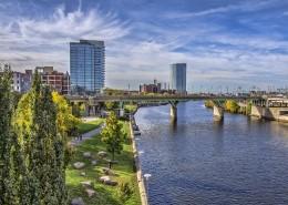 美国费城城市风景图片_9张