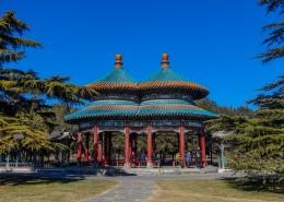 北京历史悠久的建筑风景图片_11张