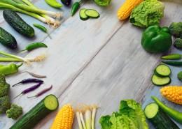 五颜六色的蔬菜图片_15张