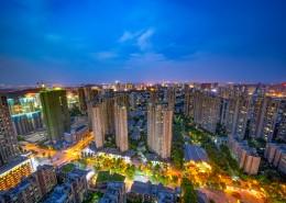 湖北武汉高楼城市建筑风景图片_10张