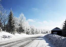 吉林长白山冬季雪景图片_9张