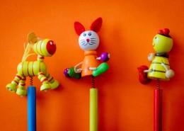 可爱的动物玩具图片_9张