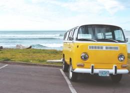 黄色的巴士图片_10张