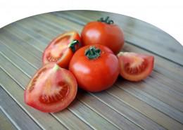 切开的西红柿图片_11张