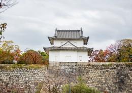 日本大阪迷人秋季风景图片_11张