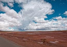 西藏拉萨格尔木自然风景图片_9张