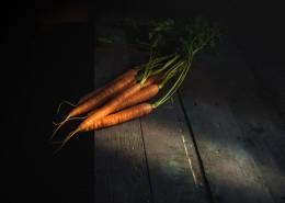 有营养的胡萝卜图片_11张