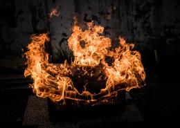 燃烧的火焰图片_11张