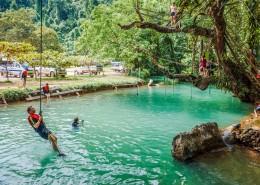 老挝人文风景图片_10张