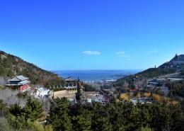 山东威海石岛赤山城市风景图片_12张