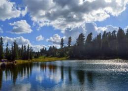 美国西部国家公园风景图片_8张
