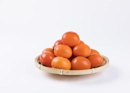 新鲜的柿子图片_10张