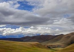 西藏高原自然风景图片_10张