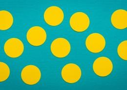 彩色圆圈背景素材图片_11张