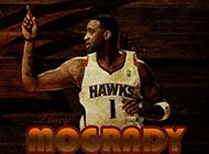NBA超级明星麦迪高清电脑壁纸