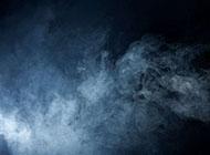简单唯美烟雾背景图片素材