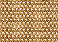 背景墙金色链子平铺图片qq空间
